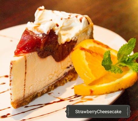 (New!) Strawberry Cheesecake