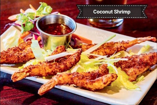 Coconut Shrimp (5)