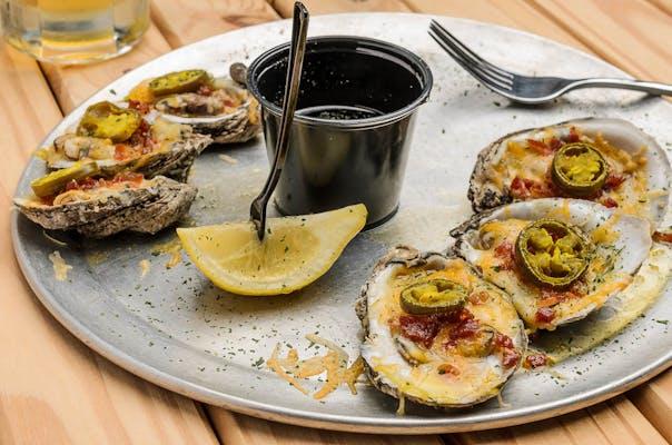 Oysters Frisky