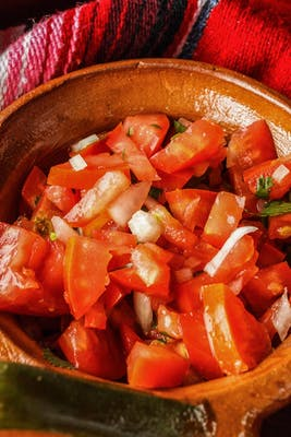 Side Pico de Gallo