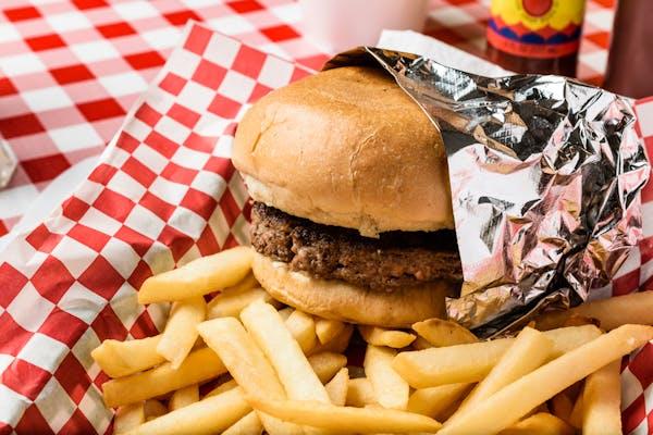 1. Southern Single Burger