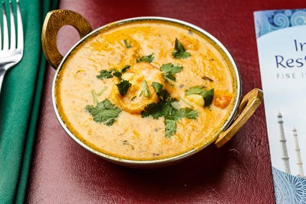 Malabari Shrimp Curry