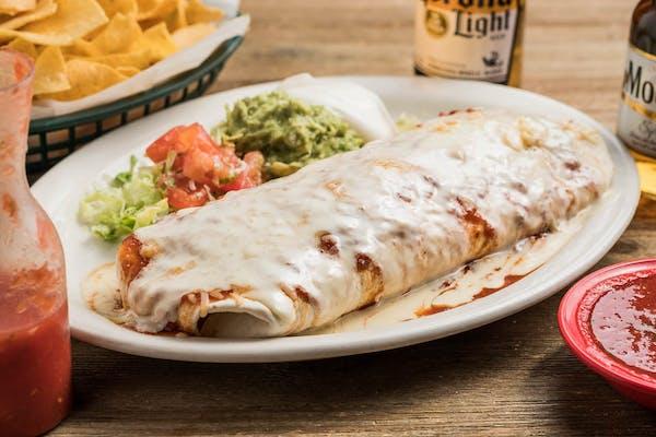 31. Burrito Loco
