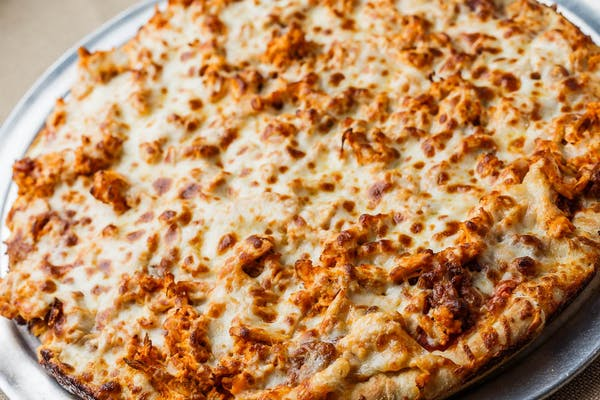 Andy's Buffalo Ranch Chicken Pizza