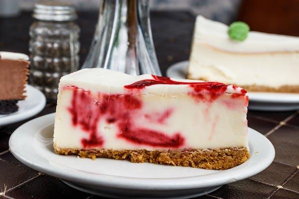 Strawberry Swirl Chesecake