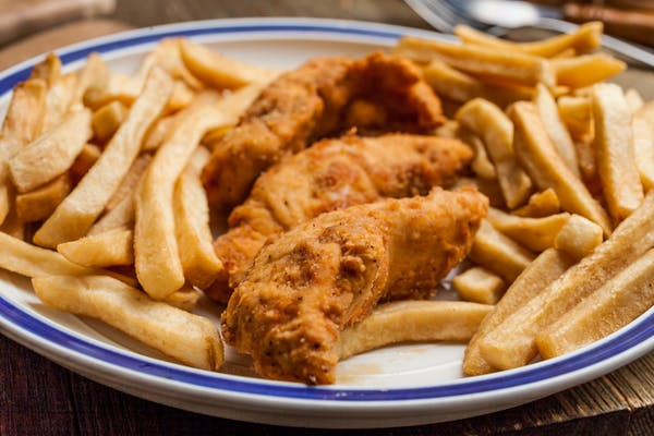 Chicken Tenders & Fries