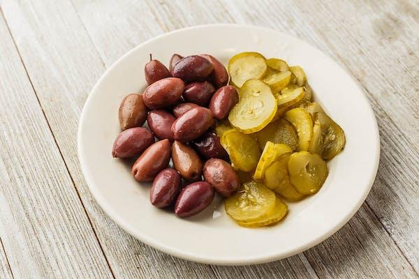 Arabic Pickles & Olives