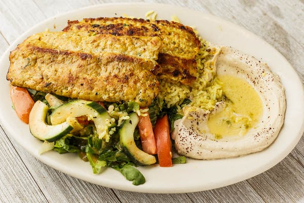 Chicken Lula Plate