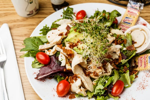 California Chicken Club Salad