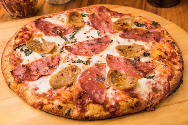 Spicy Italian Pizza