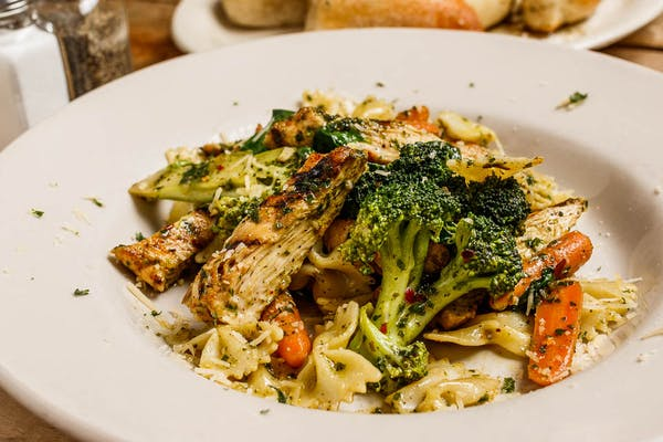 Grilled Chicken Tuscani