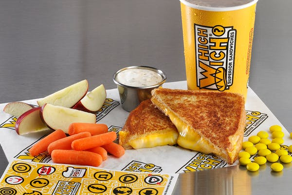 Super Awesome Grilled Cheese