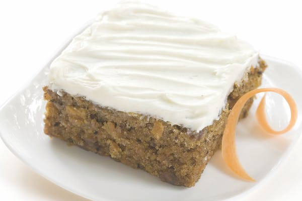 Courtney's Carrot Cake