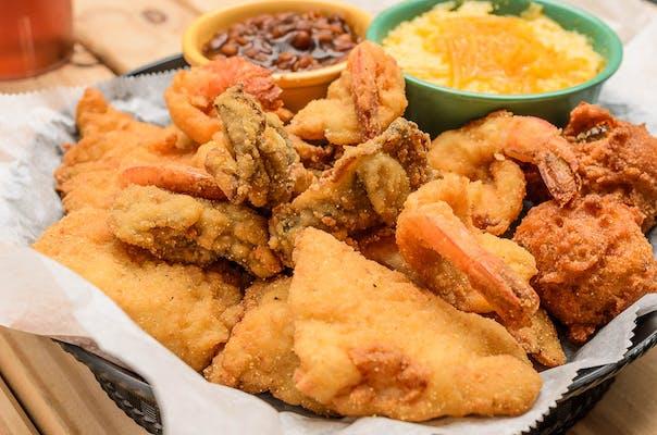 Seafood Platter #1