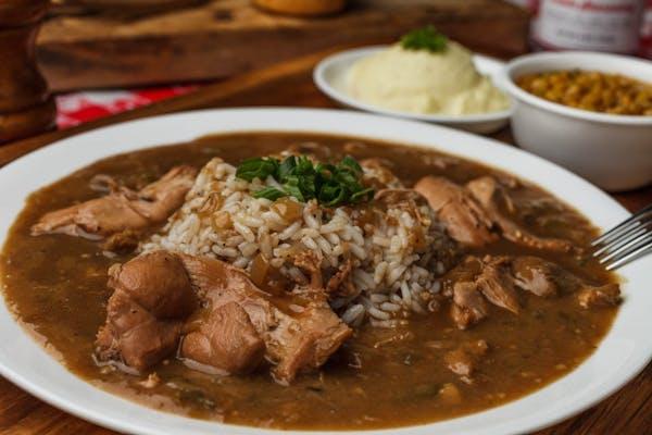 Wednesday Chicken Stew