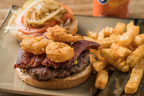 Shu-Bam Burger