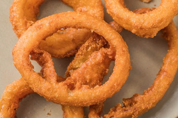 Side Onion Rings