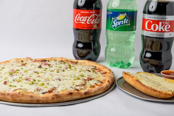 Extra Large New York Pizza Coca-Cola Combo