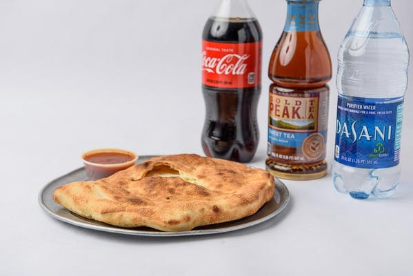 Personal All Meat Turnover Coca-Cola Combo