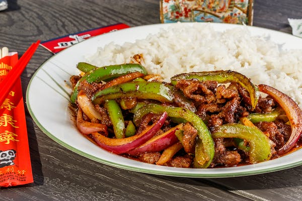 Stir-Fried Lemongrass Beef