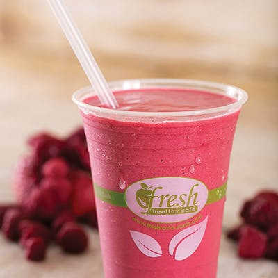Raspberry Blast Smoothie