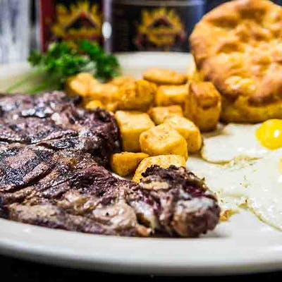 #4 Breakfast Special