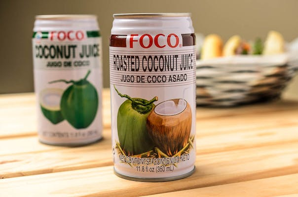 Roasted Coconut Drink