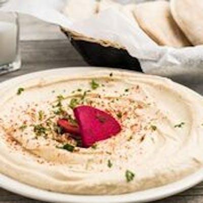 Hummus with Fresh Pita