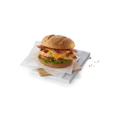 #7 Chick-fil-A Grilled Chicken Club Sandwich