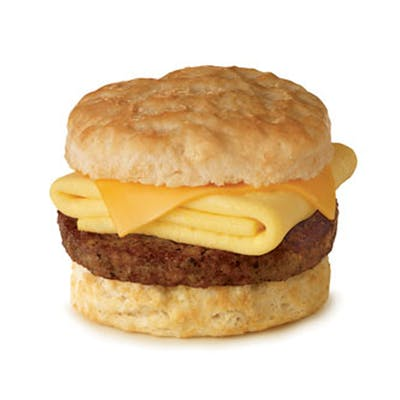 #5 Meat, Egg & Cheese Biscuit