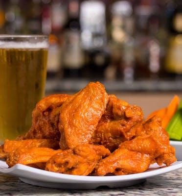 XL Breaded Wings
