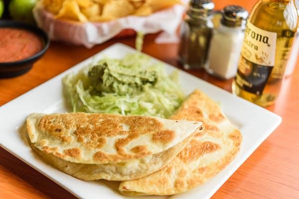 Chicken & Cheese Quesadillas Combination