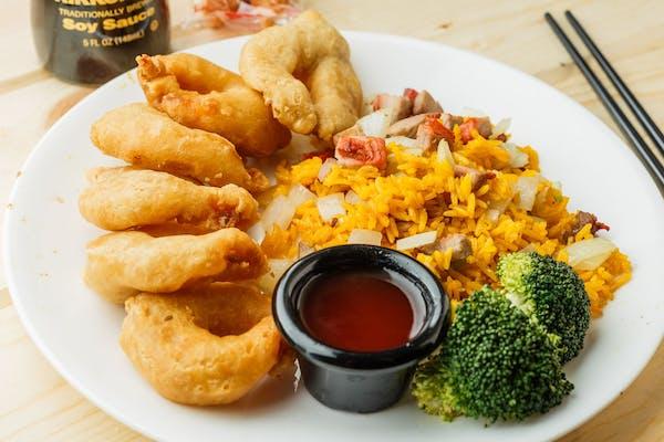 (C32.) Sweet & Sour Shrimp