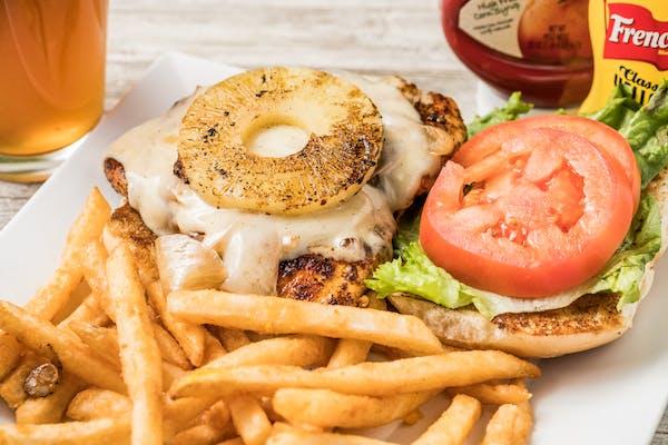 Grilled War Eagle Sandwich