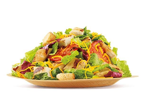 Chicken Garden Salad