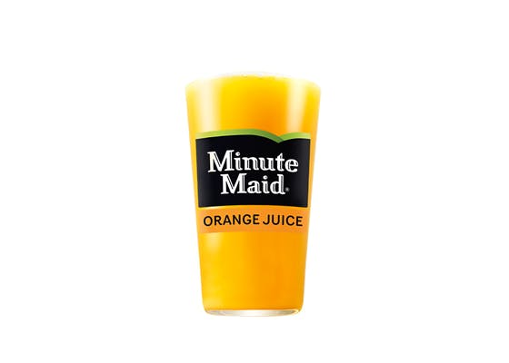 Minute Maid Orange Juice