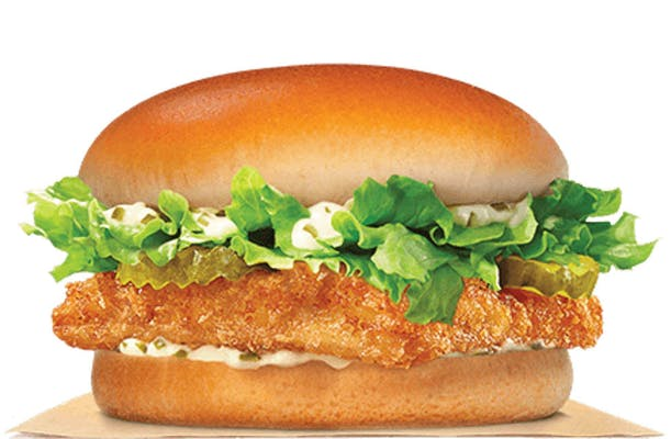 Big Fish Sandwich