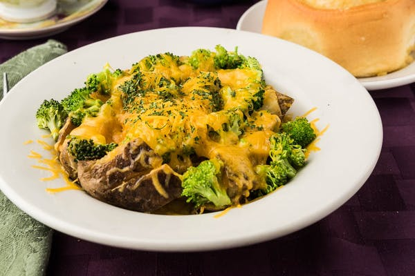Broccoli Cheese Potato