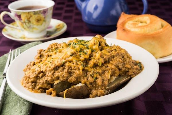 Beef Stroganoff Potato