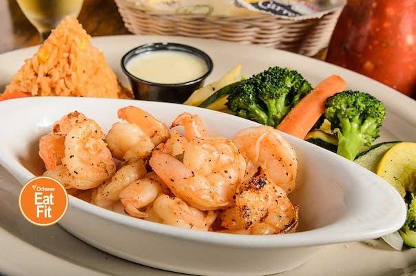 Shrimp Monterrey Dinner