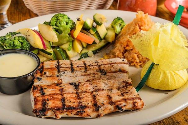 Mahi-Mahi Monterey Dinner