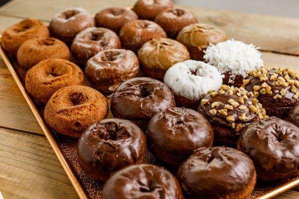 Dozen Cake Donuts
