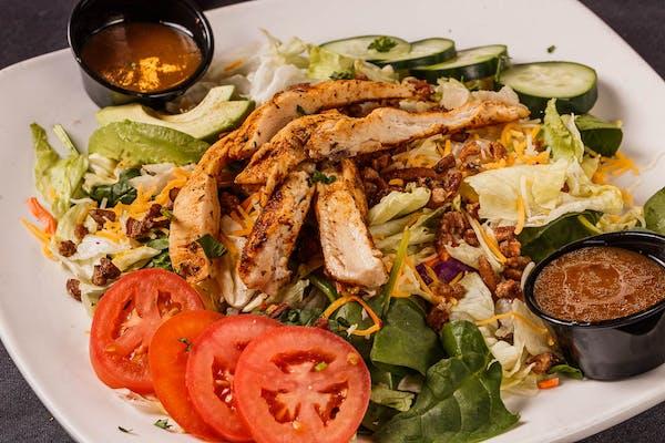 Backwoods Blackened Chicken Salad