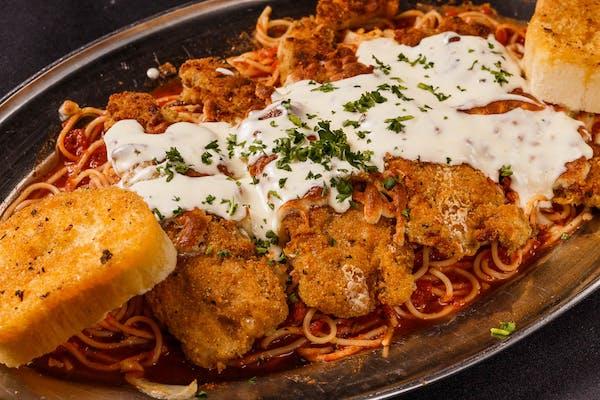 Jason's Chicken Parmesan