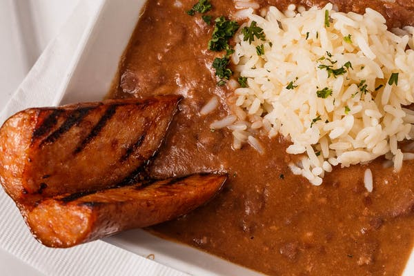 Traditional Red Beans & Rice
