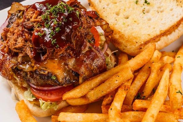 Old Smokehouse Burger