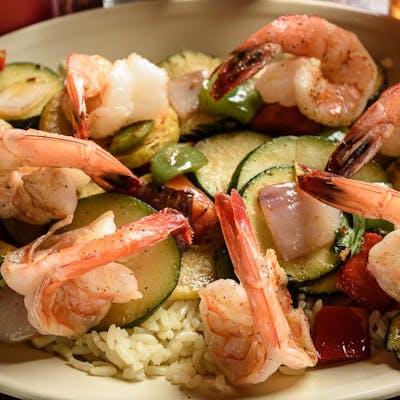 Shrimp & Veggies