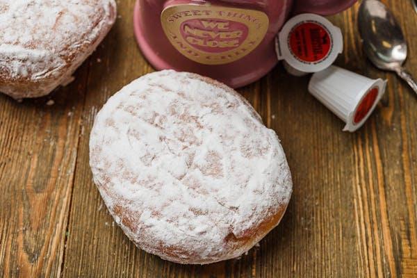 Powder Jelly Donut