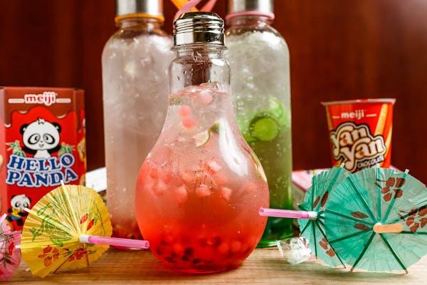 F18. Pomegranate Fruit Tea