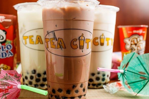 M04. Chocolate Milk Tea